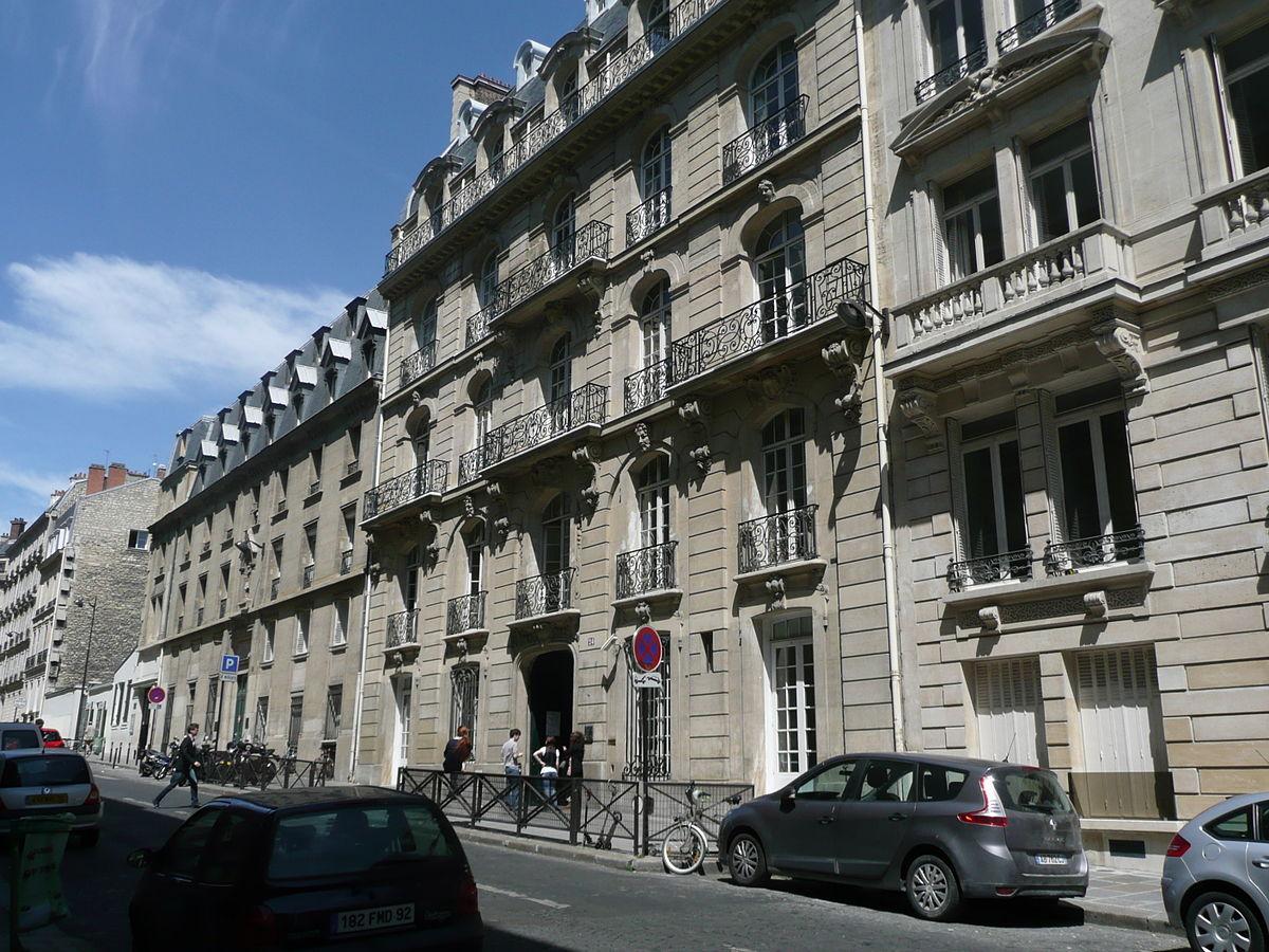Lycée Fénelon Sainte-Marie — Wikipédia