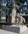 Lyon 3e - Parc Georges-Bazin - Monument de la République (Émile Peynot)-003.JPG