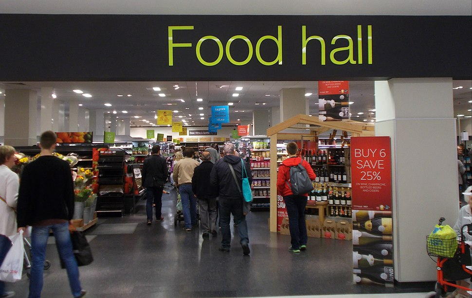 M&S Food Hall, SUTTON, Surrey, Greater London