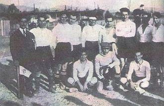 Málaga CF - Málaga CF 1922