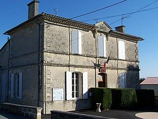 Mérignas Commune in Nouvelle-Aquitaine, France