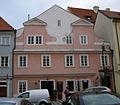 Měšťanský dům U Zlatého stromu (Hradčany), Praha 1, Pohořelec 8, Hradčany.JPG