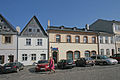 Městský dům (Úštěk), Vnitřní Město, Mírové náměstí 42 a 43.JPG