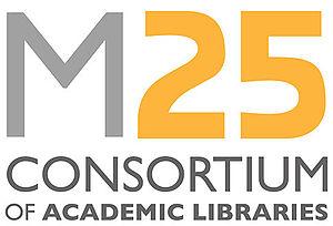 M25 Consortium of Academic Libraries - Image: M25Consortium Logo