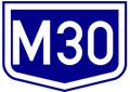 M30 otszogletu kek tabla.PNG