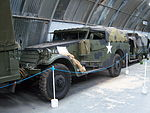 M3A1 Amoured Scout Car, NELSAM, 27 June 2015.JPG