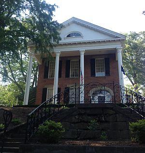 Marietta College - President's House.