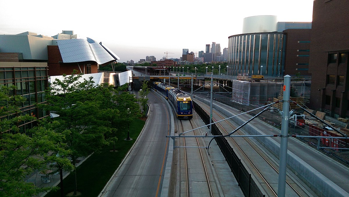 Metro Green Line Minnesota Wikipedia