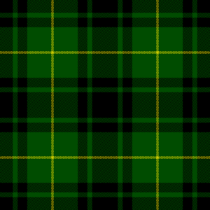 MacArthur tartan, as published in the Vestiari...