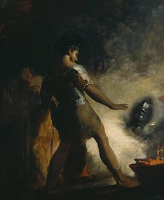 Macbeth in the witches' cave (Sully, 1840).jpg