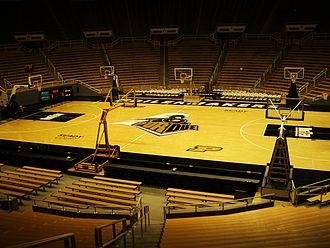 Purdue Boilermakers - Mackey Arena