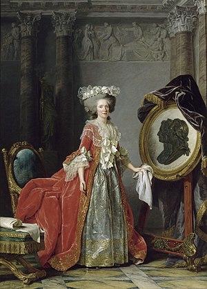 Mesdames de France - Marie Adélaïde de France.