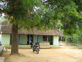 Madurai district - Village house in Melur