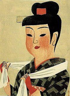 Senpan Maekawa Japanese painter