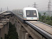 Transrapid Maglev train