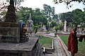 Mahabodhi Temple Complex, Bodhgaya (8716403435).jpg