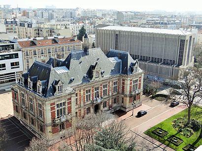Comment aller à Montrouge en transport en commun - A propos de cet endroit