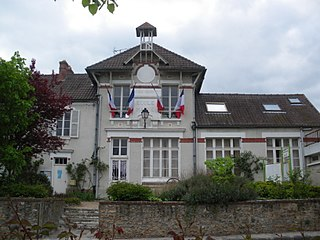 Vaugrigneuse Commune in Île-de-France, France