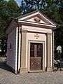 Malá kaple na hřbitově v Litomyšli 2019 01.jpg