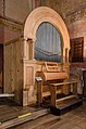 Malchow Orgelmuseum Klosterkirche Rungeorgel aus Wittenburg.jpg