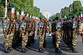 Malian troops Bastille Day 2013 Paris t091422.jpg