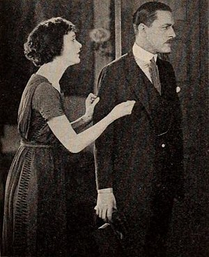 Mama's Affair - Constance Talmadge and Kenneth Harlan