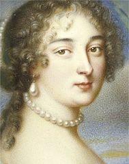 マントノン侯爵夫人ニコラ・プッサン画、1685年