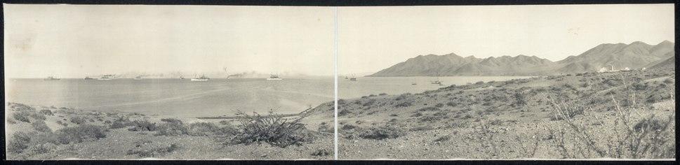 Man of War Cove, Magdalena Bay, March 13, 1908 LCCN2007664327