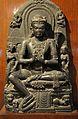 Manjusri - Circa 10th Century AD - Bihar - Indian Museum - Kolkata 2012-11-16 2029.JPG