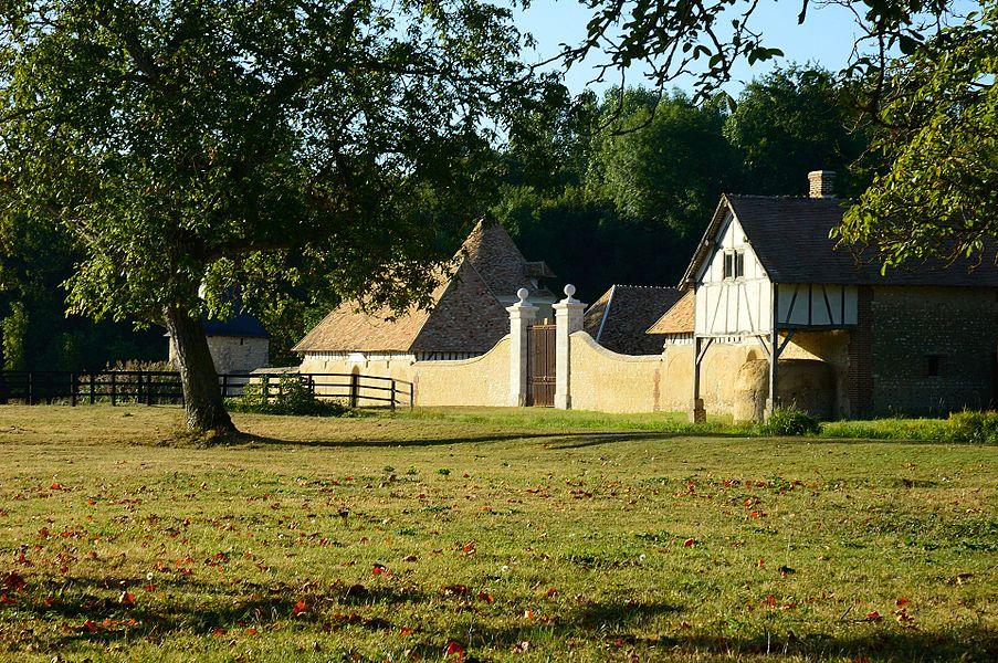 Manoir de Mailloc Cailly sur Eure PA27000004  http://www.culture.gouv.fr/public/mistral/merimee_fr?ACTION=CHERCHER&FIELD_1=REF&VALUE_1=PA27000004