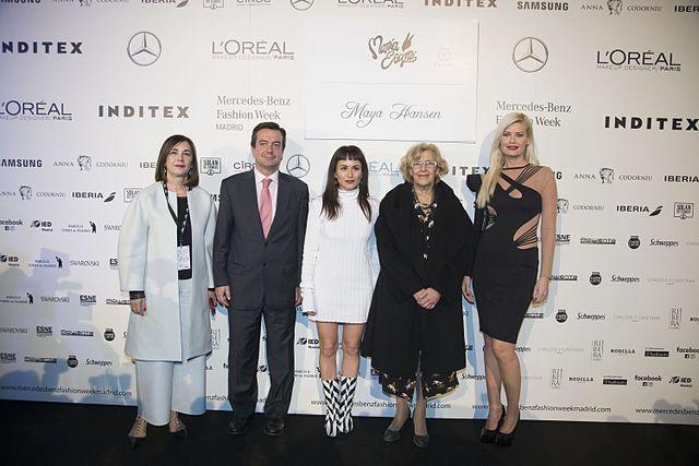Charo Izquierdo Fashion Week