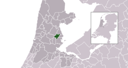 Purmerend – Mappa
