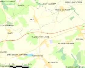 Map commune FR insee code 10415.png