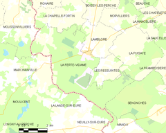 Map commune FR insee code 28149.png