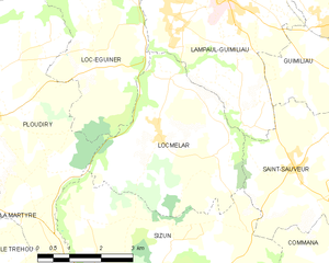 Map commune FR insee code 29131.png