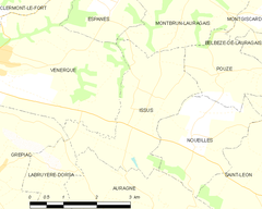 Map commune FR insee code 31240.png