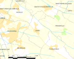 Map commune FR insee code 31402.png