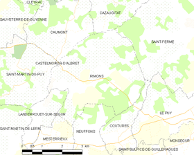 Map commune FR insee code 33353.png
