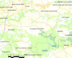 Map commune FR insee code 38555.png
