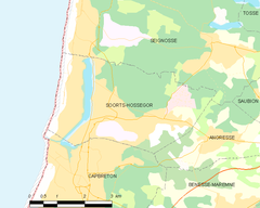 Map commune FR insee code 40304.png