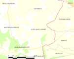 Map commune FR insee code 61323.png