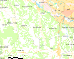 Map commune FR insee code 64478.png