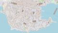 Map of Dubrovnik old town.png