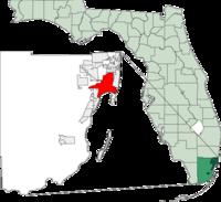 Map of Florida highlighting Miami.png