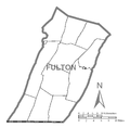 Map of Fulton County, Pennsylvania No Text.png