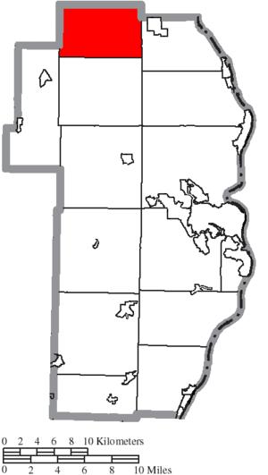 Brush Creek Township, Jefferson County, Ohio