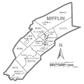 Map of Mifflin County, Pennsylvania.png