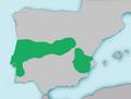 Mapa Chondrostoma polylepis.png