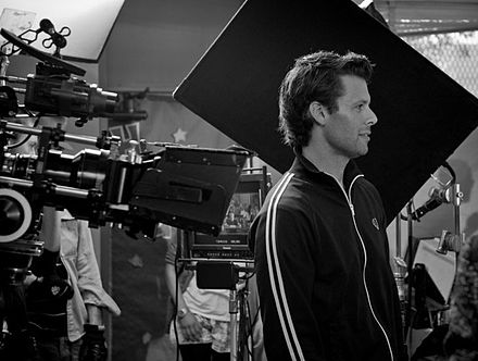 Marc Klasfeld on set Marc Klasfeld Director.jpg