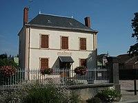 Marcenat mairie 2015-08-12.JPG